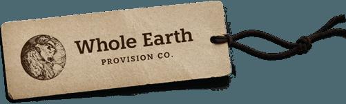 d6fbc75272 Whole Earth Provision Co.