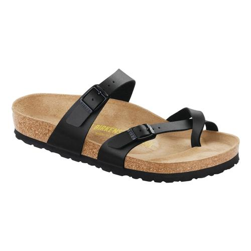 Birkenstock Women's Mayari Birko-Flor Sandals - Regular Black