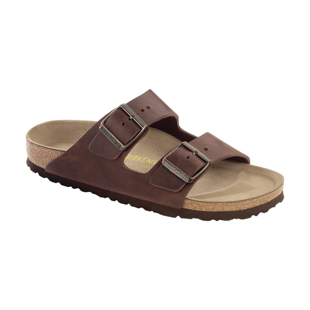 Birkenstock Men's Arizona Oiled Leather Sandals HABANA