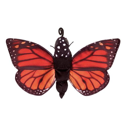 Folkmanis Monarch Life Cycle Hand Puppet