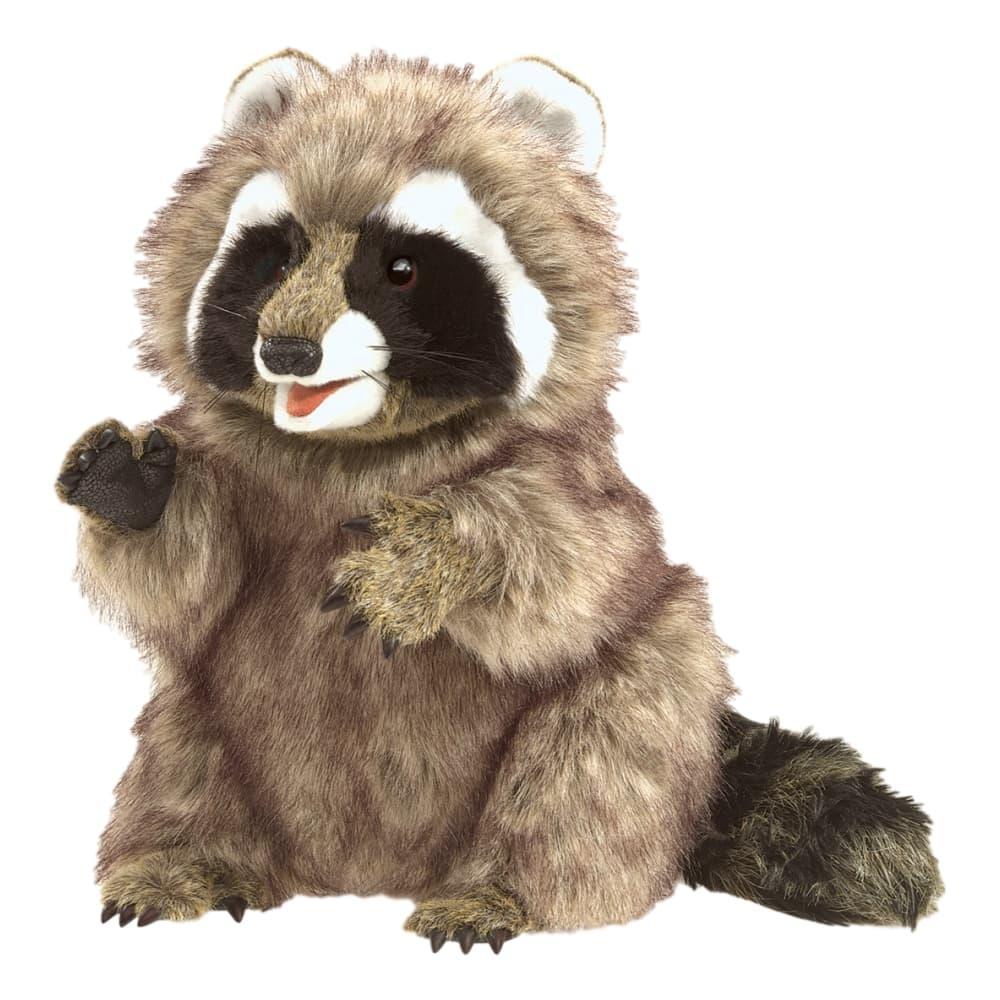 Folkmanis Raccoon Hand Puppet