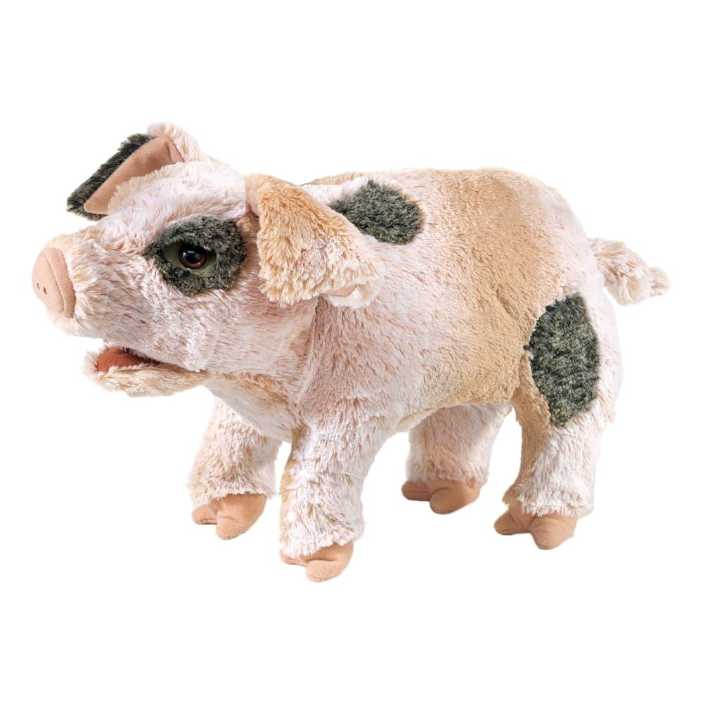 Folkmanis Grunting Pig Hand Puppet