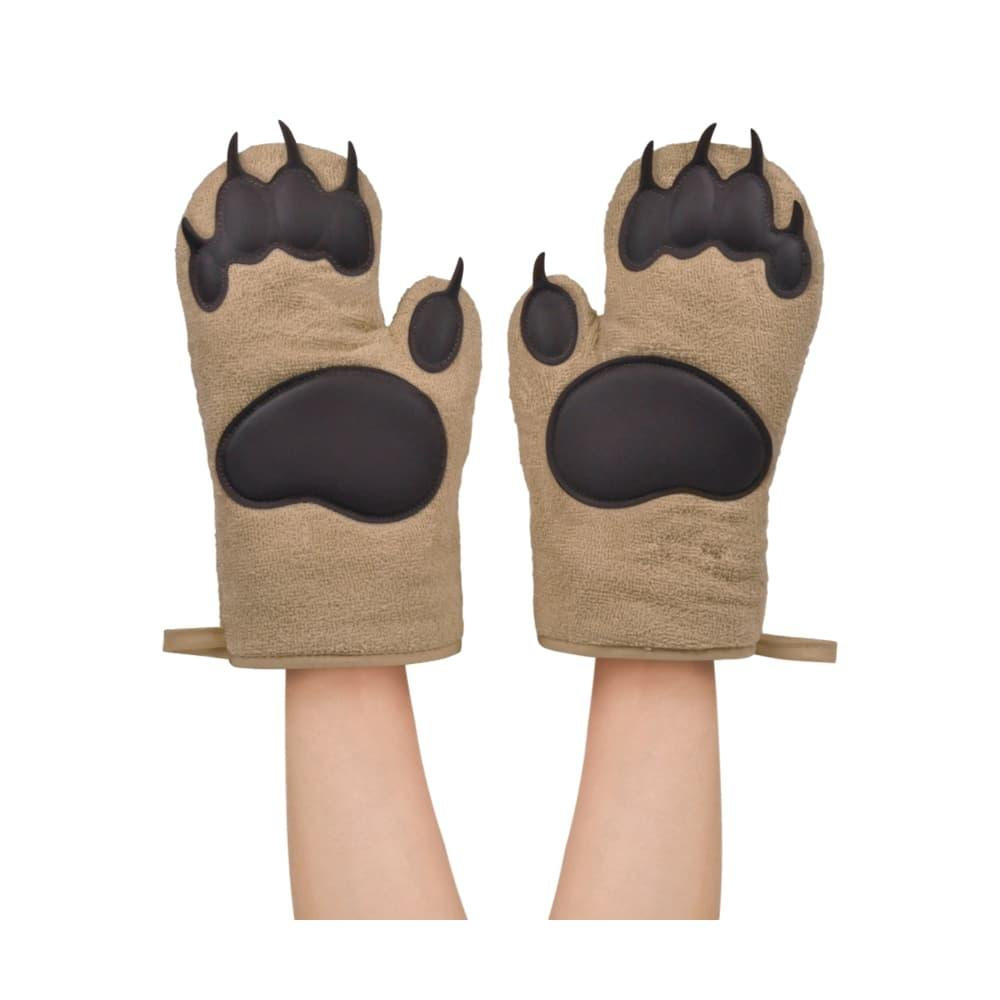 Fred Bear Hands- Oven Mitts