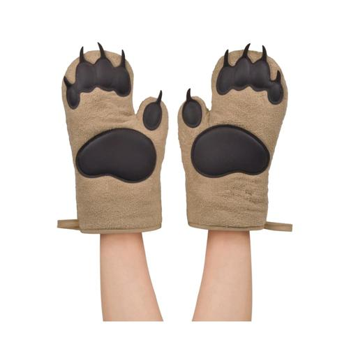Fred Bear Hands-Oven Mitts