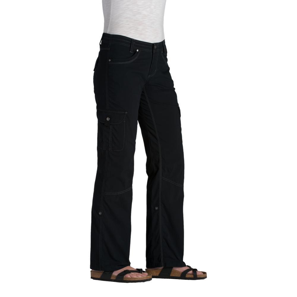 KUHL Women's Splash Roll Up Pants - 32in BLACK
