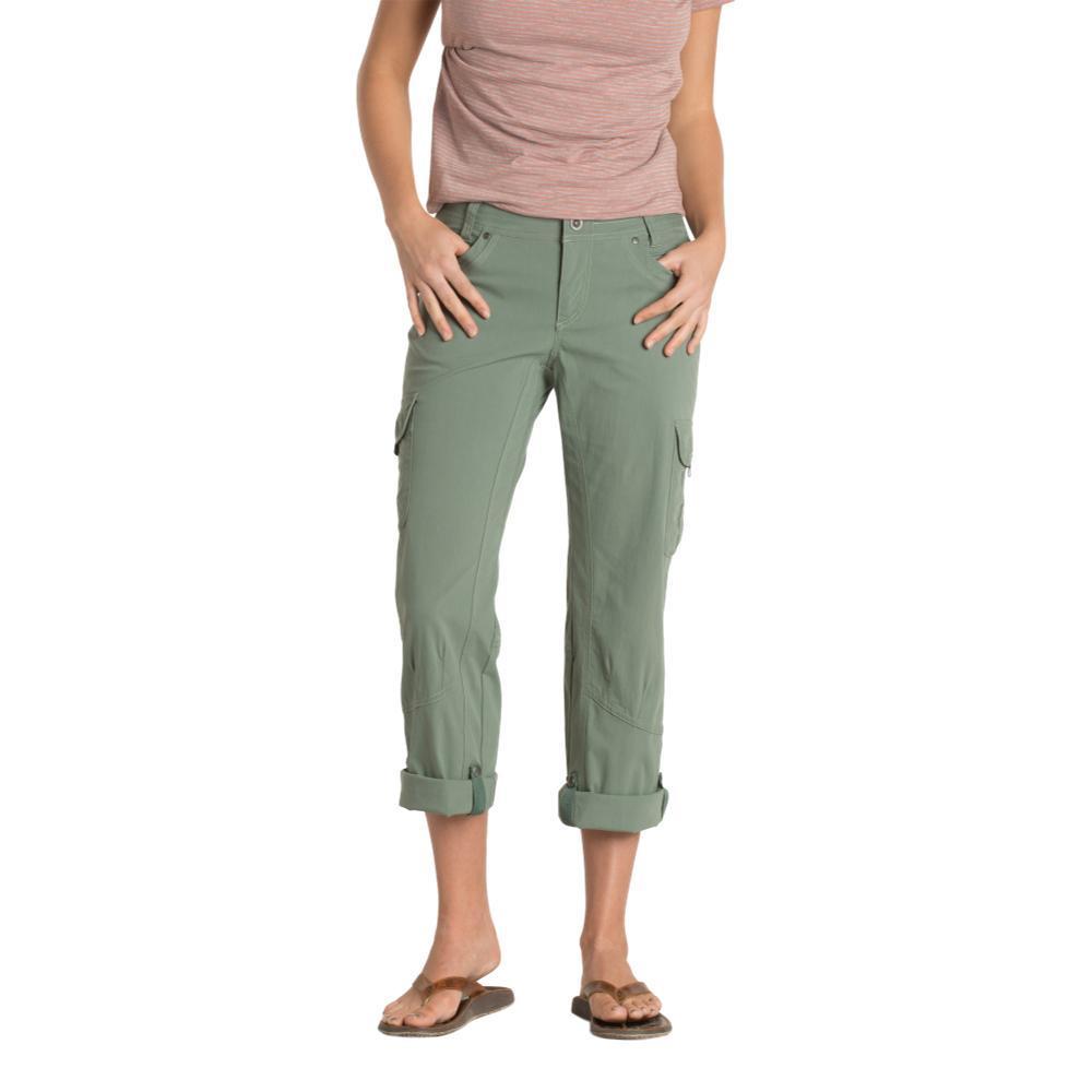 KUHL Women's Splash Roll Up Pants - 32in FERN