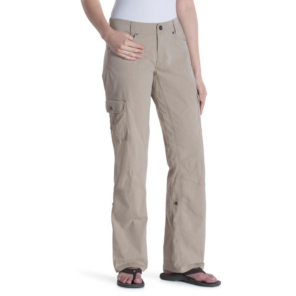 KUHL Women's Splash Roll Up Pants - 32in Inseam LTKHAKI