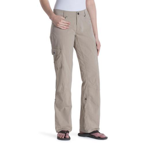 KUHL Women's Splash Roll Up Pants - 32in Inseam Ltkhaki