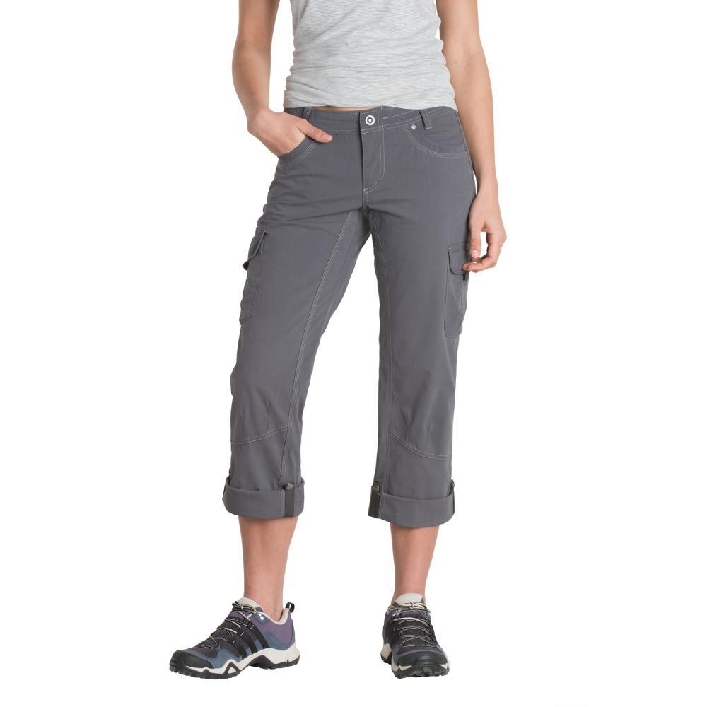 KUHL Women's Splash Roll Up Pants - 32in Inseam SHADOW