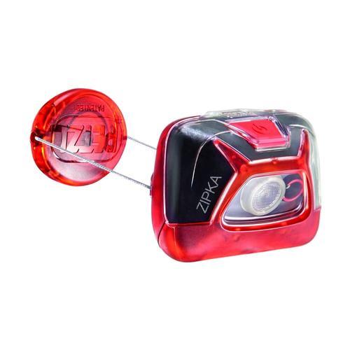 Petzl Zipka Headlamp Red