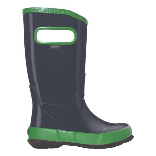 Bogs Kids Lightweight Waterproof Boots Navy
