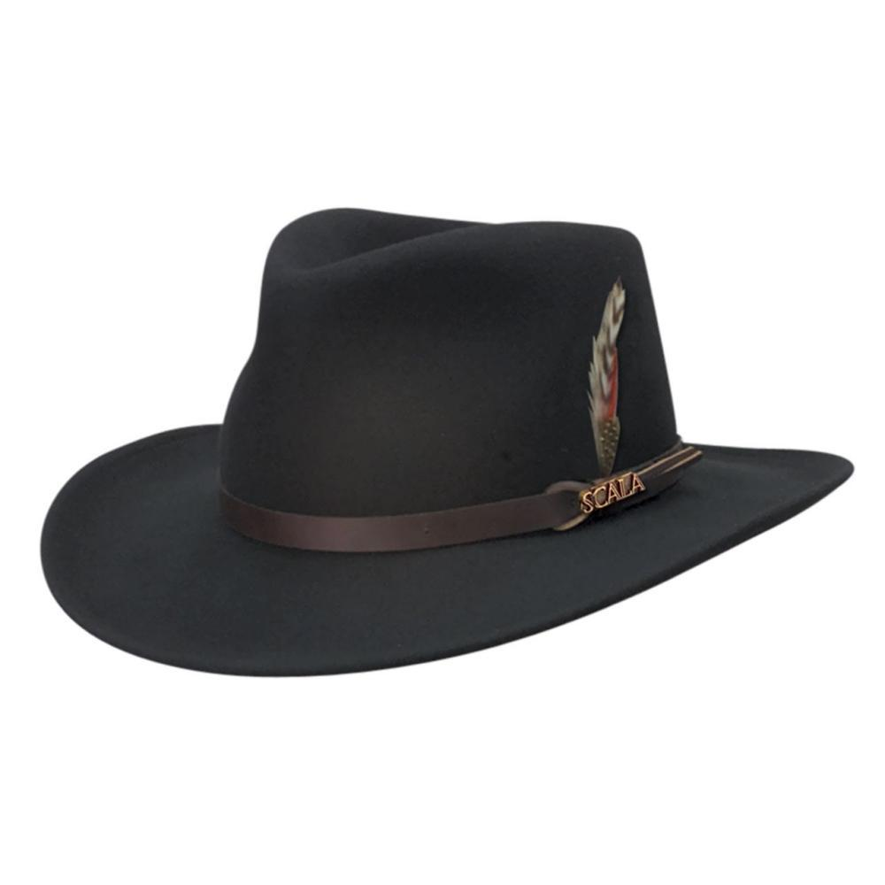 Dorfman Pacific Men's Crushable Outback Hat