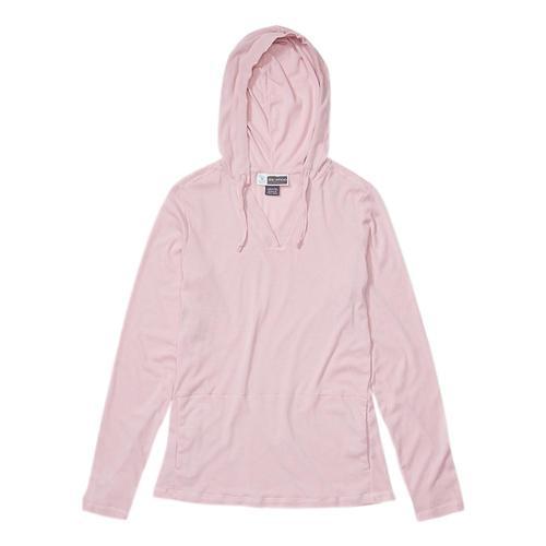 ExOfficio Women's BugsAway Lumen Hoody Pinksand_4698