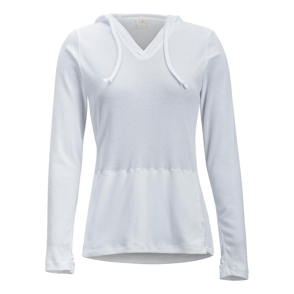 ExOfficio Women's BugsAway Lumen Hoody WHITE_1000