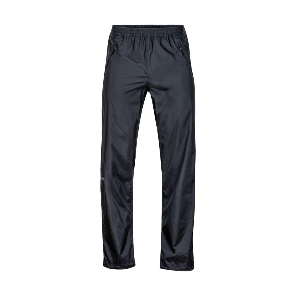 Marmot Men's Precip Full Zip Pant - Reg BLACK_001