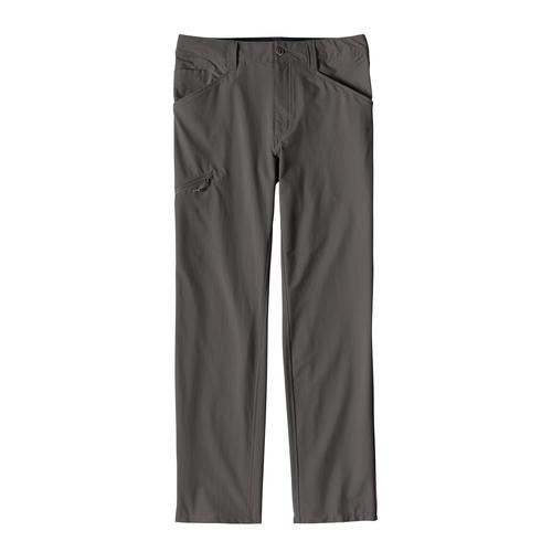 Patagonia Men's Quandary Pants 30in Inseam Fge_grey