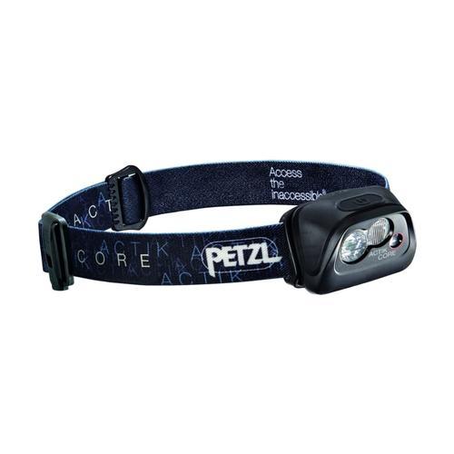 Petzl Actik Core Headlamp Black