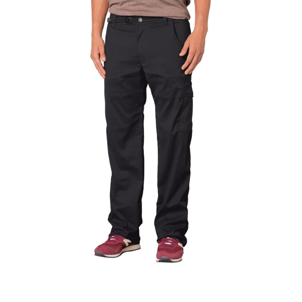 prAna Men's Stretch Zion Pants - 30in BLACK