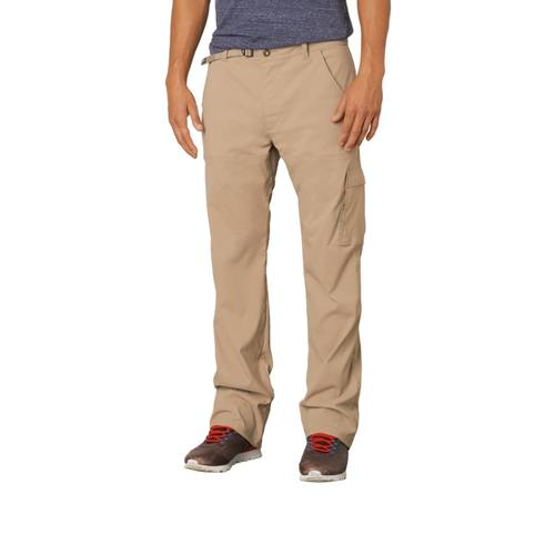 prAna Men's Stretch Zion Pants - 30in Inseam Dkkhaki