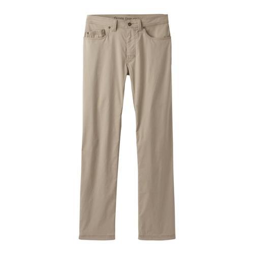 prAna Men's Brion Pants - 30in Inseam Dkkhaki