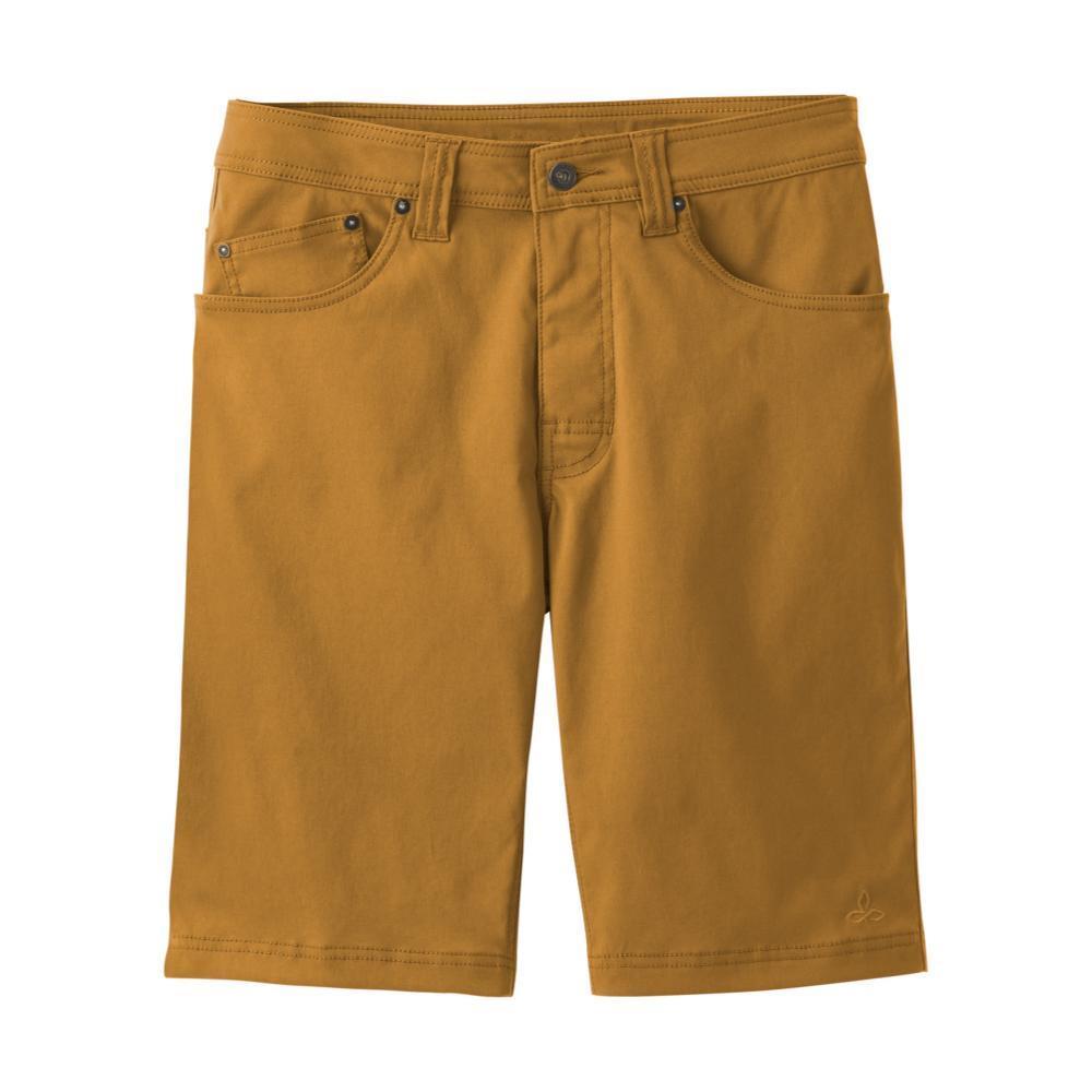 prAna Men's Brion Shorts - 9in BRONZED