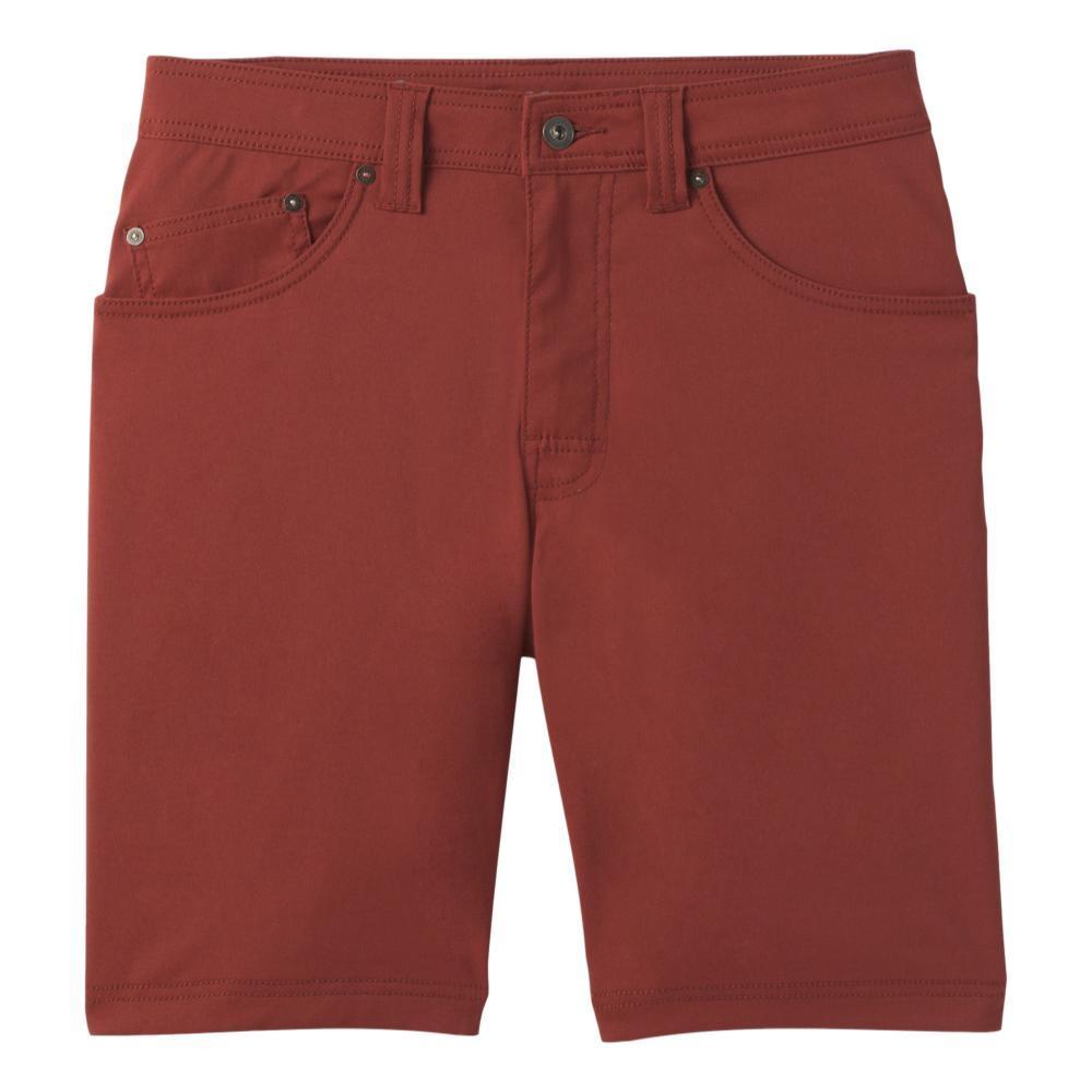 prAna Men's Brion Shorts - 9in Inseam MAPLE