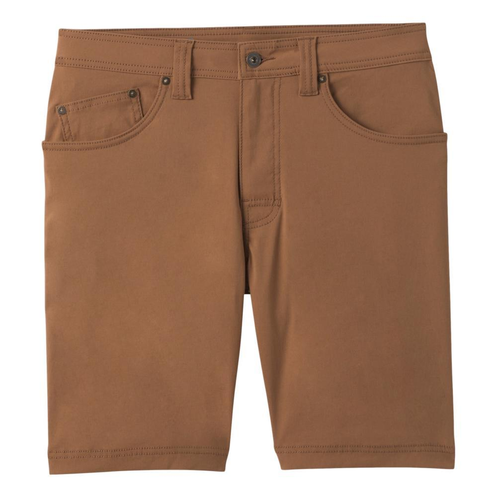 prAna Men's Brion Shorts - 9in Inseam SEPIA