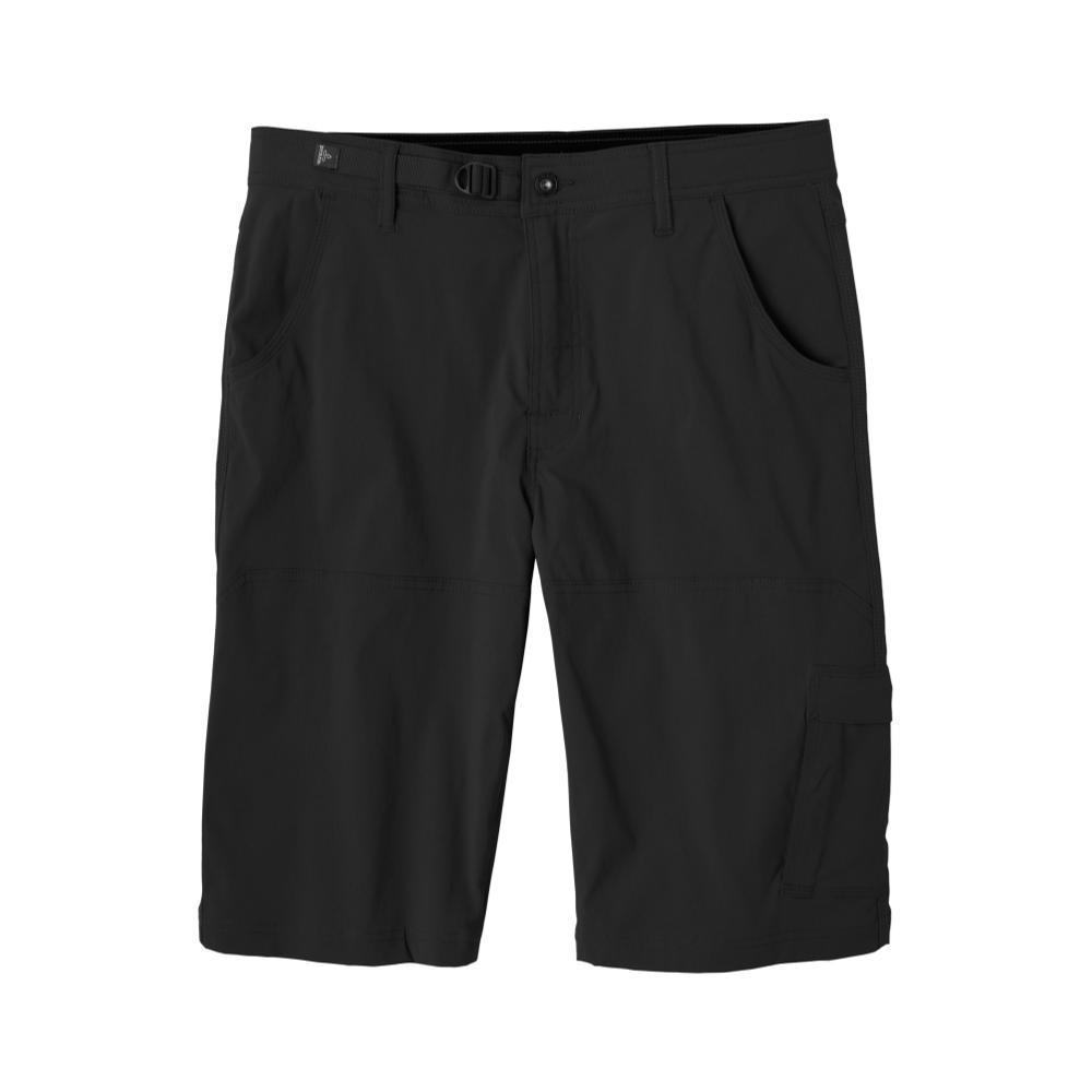 prAna Men's Stretch Zion Shorts - 10in Inseam BLACK