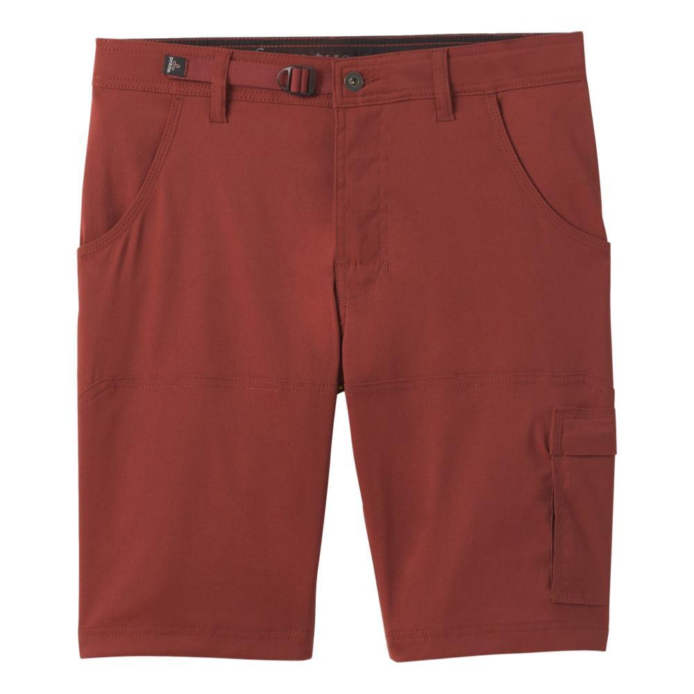 prAna Men's Stretch Zion Shorts - 10in Inseam MAPLE