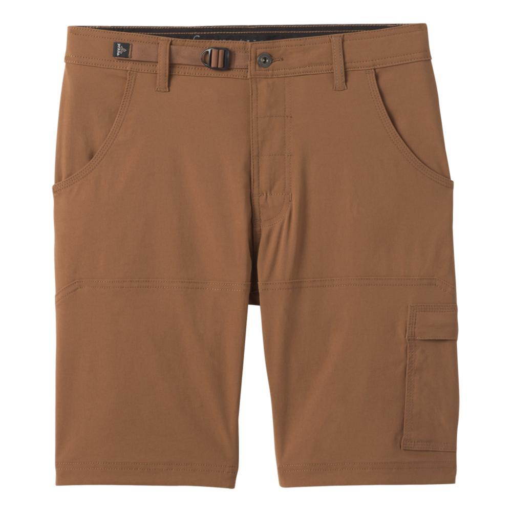 prAna Men's Stretch Zion Shorts - 10in Inseam SEPIA