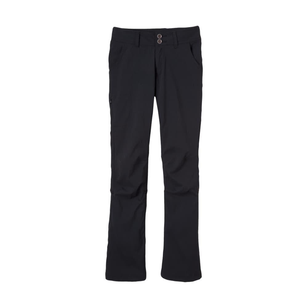 prAna Women's Halle Pants - Regular 32in Inseam BLACK