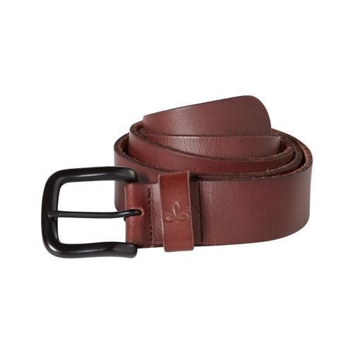 prAna Men's Belt Brown