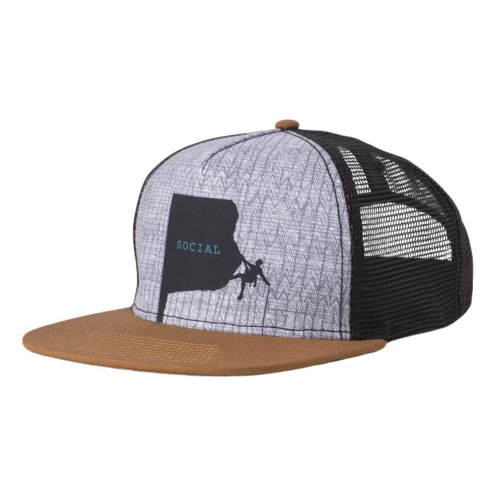 prAna Journeyman Trucker Hat EARTHCLMBR