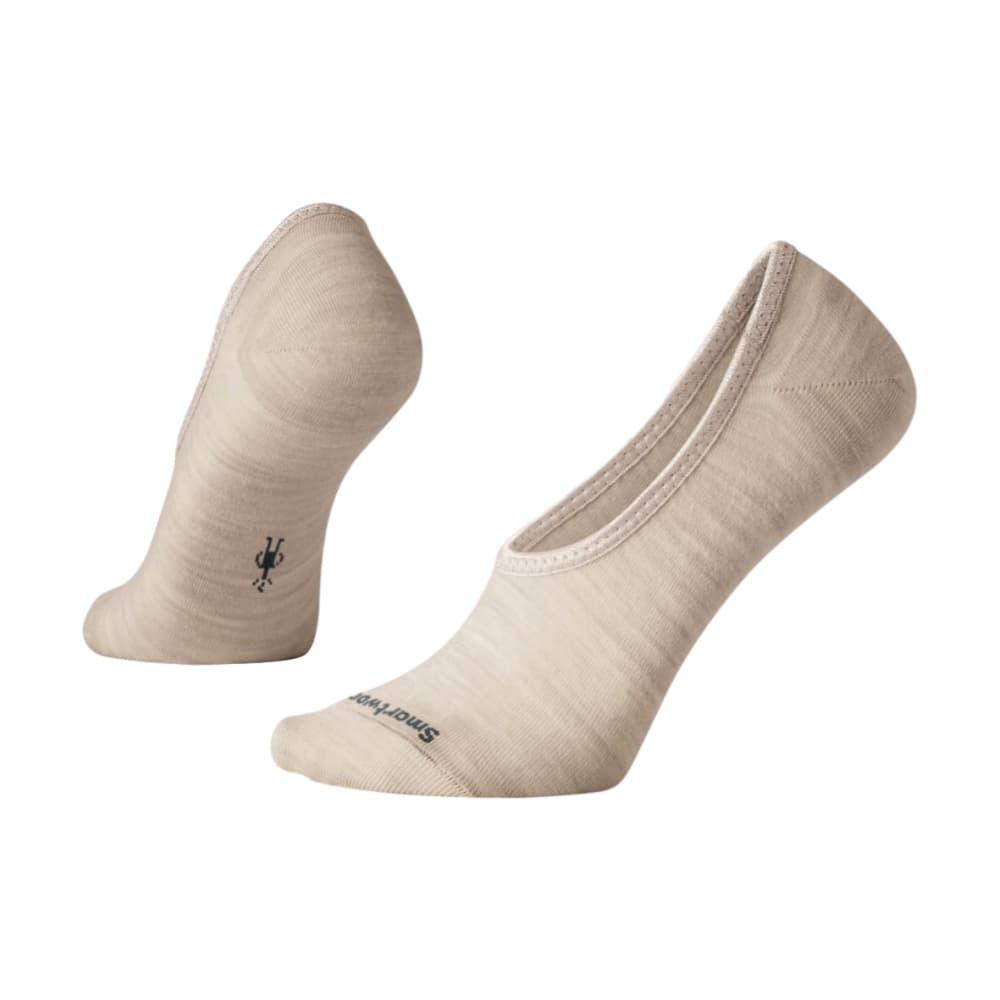 Smartwool Women's Hide and Seek No Show Socks NATURAL_100