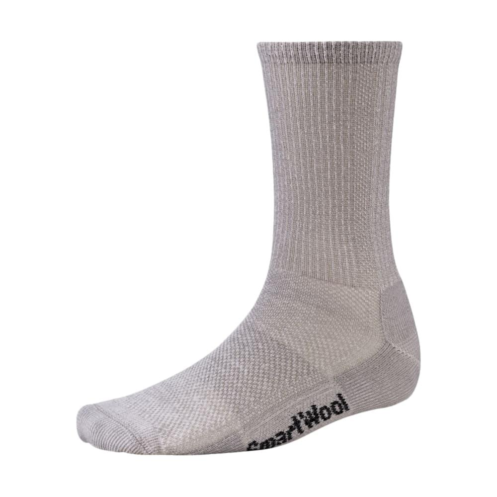 Smartwool Men's Hiking Ultra Light Crew Socks MEDGREY052