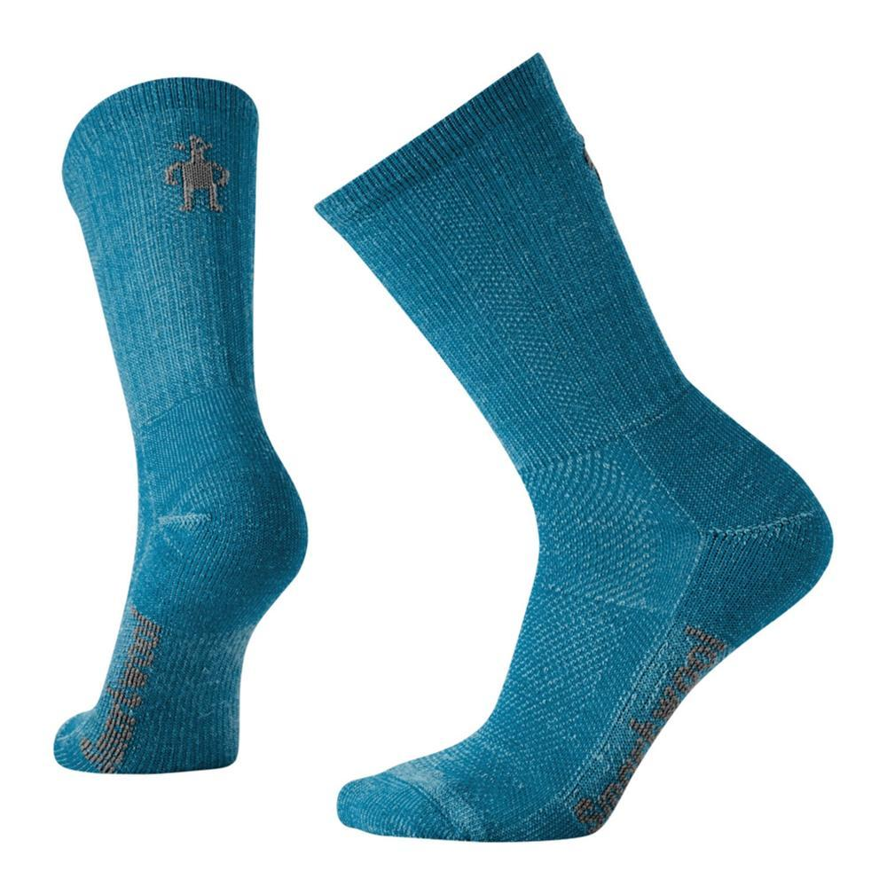 Smartwool Women's Hiking Ultra Light Crew Socks GLCLBLUE_781