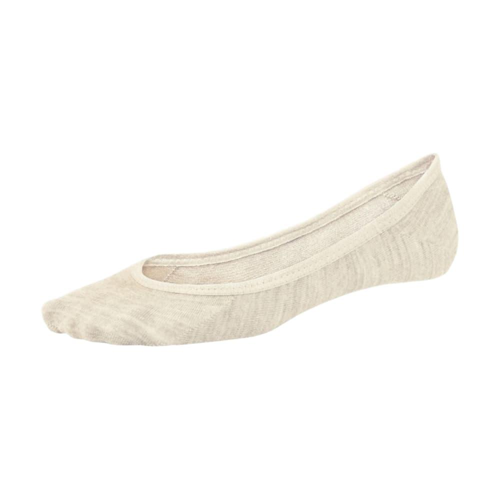 Smartwool Women's Secret Sleuth No Show Socks NATURAL_100