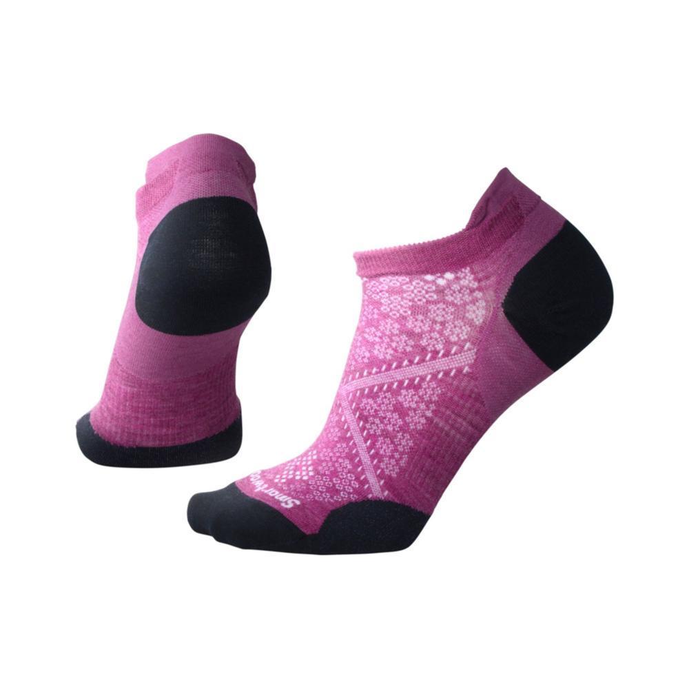 Smartwool Women's PhD Running Ultra Light Micro Socks MTNMAUV_A22