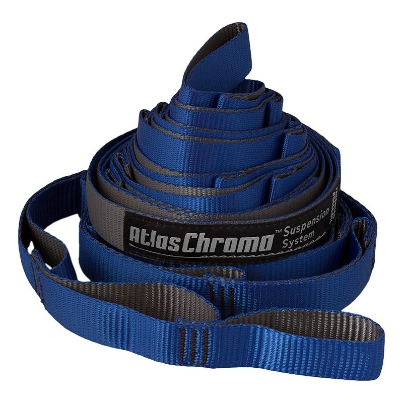 ENO Atlas Chroma Straps ROYAL/CHARC