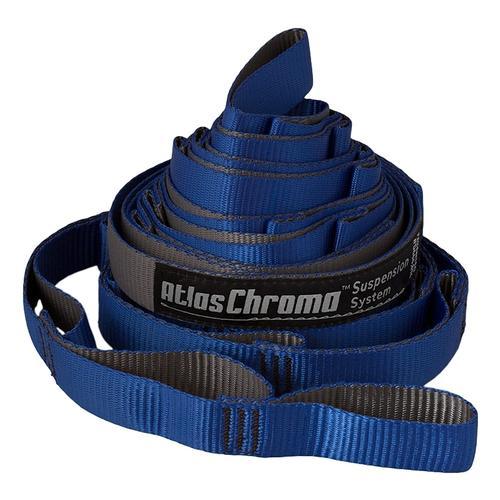ENO Atlas Chroma Straps Royal/Charc
