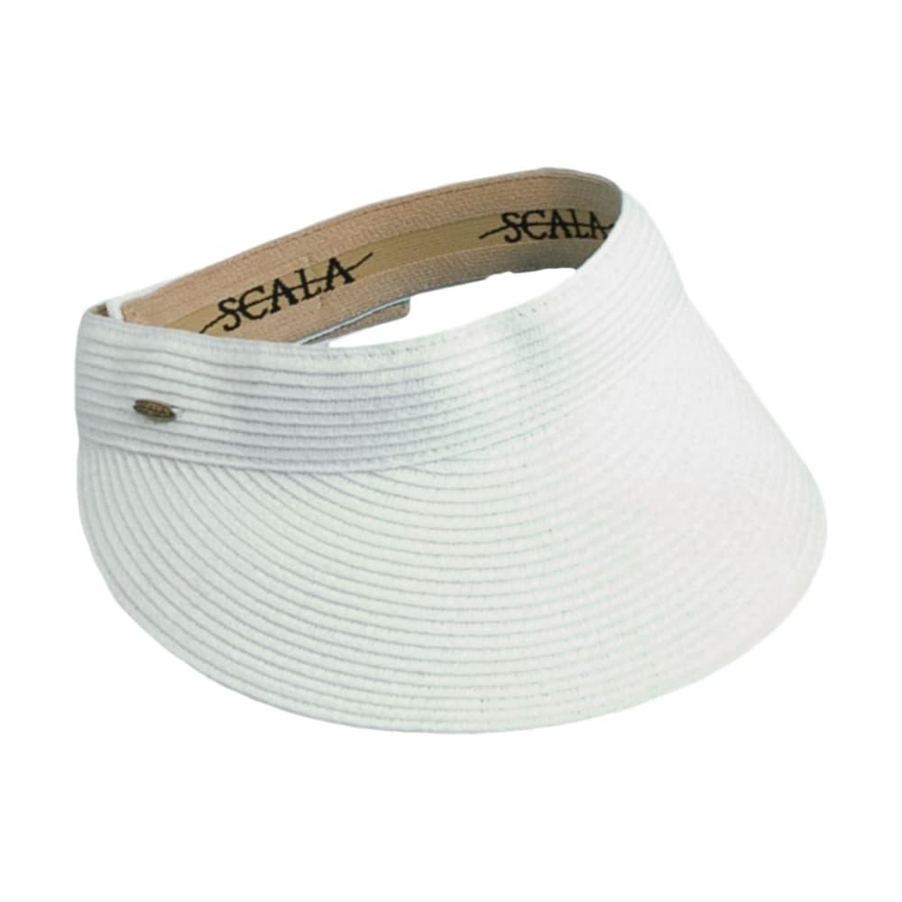 Dorfman Pacific Women's Paper Braid Visor