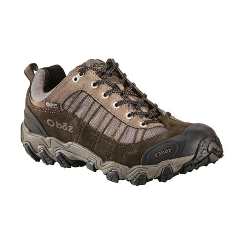 Oboz Men's Tamarack Low BDRY Hiking Shoes Bungee