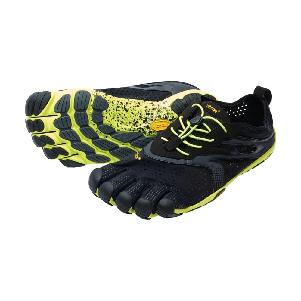 Vibram Five Fingers Men's V-RUN Shoes BLK/YEL