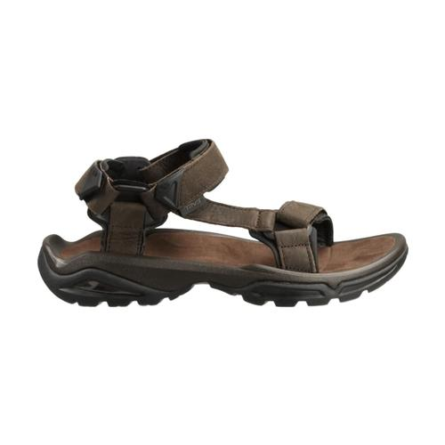 Teva Men's Terra Fi 4 Leather Sandals Turk