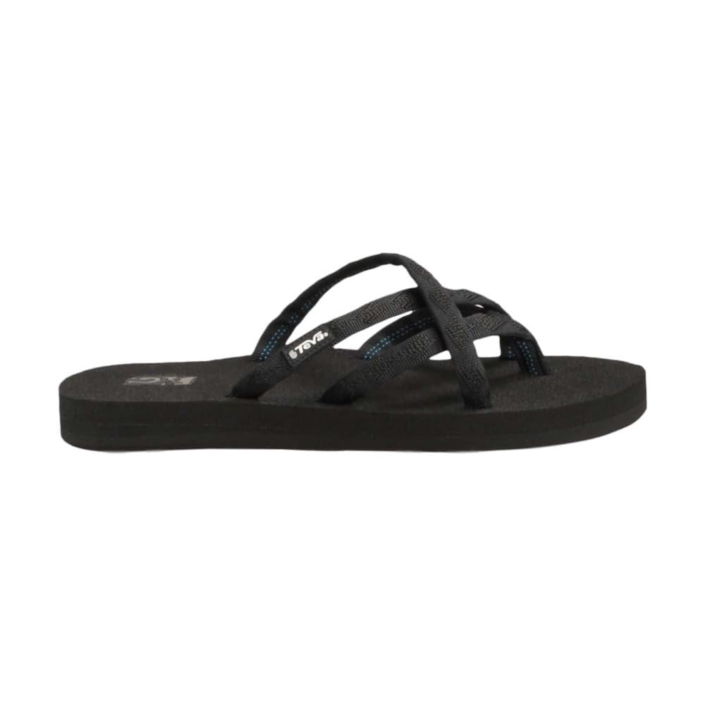 Teva Women's Olowahu Sandals BLACK
