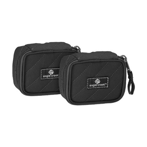 Eagle Creek Pack-It Original Quilted Mini Cube Set Blk_010