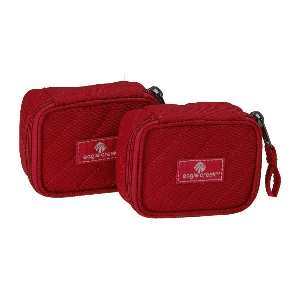 Eagle Creek Pack-It Original Quilted Mini Cube Set RED_138