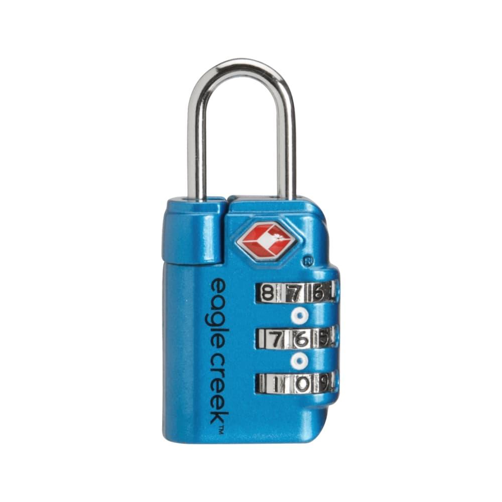 Eagle Creek TSA Travel Safe Lock BRILL_BLUE
