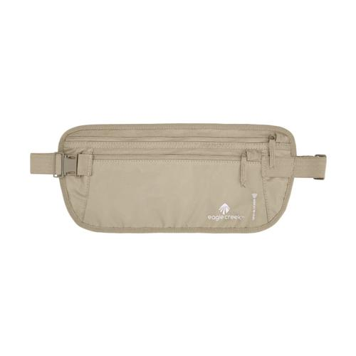 Eagle Creek RFID Blocker Money Belt DLX Tan_055