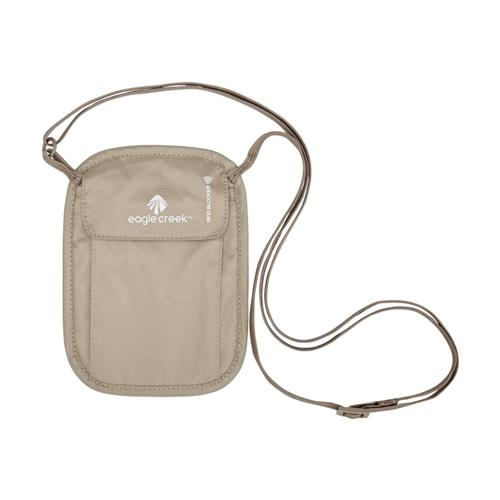 Eagle Creek RFID Blocker Neck Wallet Tan_055